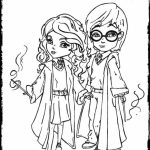 Harry Potter Coloring Pages Printable Free   41660