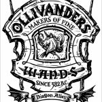 Harry Potter Coloring Pages to Print Out   49681