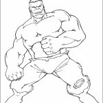 Hulk Coloring Pages Marvel Avengers   41677