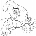 Hulk Coloring Pages Online   74617