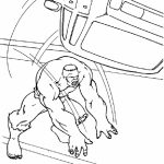 Hulk Coloring Pages to Print for Boys   56041