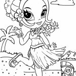 Lisa Frank Coloring Pages for Girls   25137