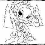 Lisa Frank Coloring Pages to Print   98667