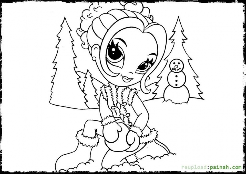 20 Free Printable Lisa Frank Coloring Pages Everfreecoloring Com