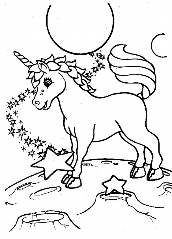 Lisa Frank Coloring Pages to Print for Free   04168
