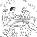 Little Mermaid Coloring Pages Disney Princess   16472