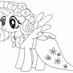 My Little Pony Coloring Pages to Print for Girls   94031