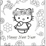 New Years Coloring Pages Free to Print for Kids   19059