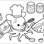 Octonauts Coloring Pages Online   16305