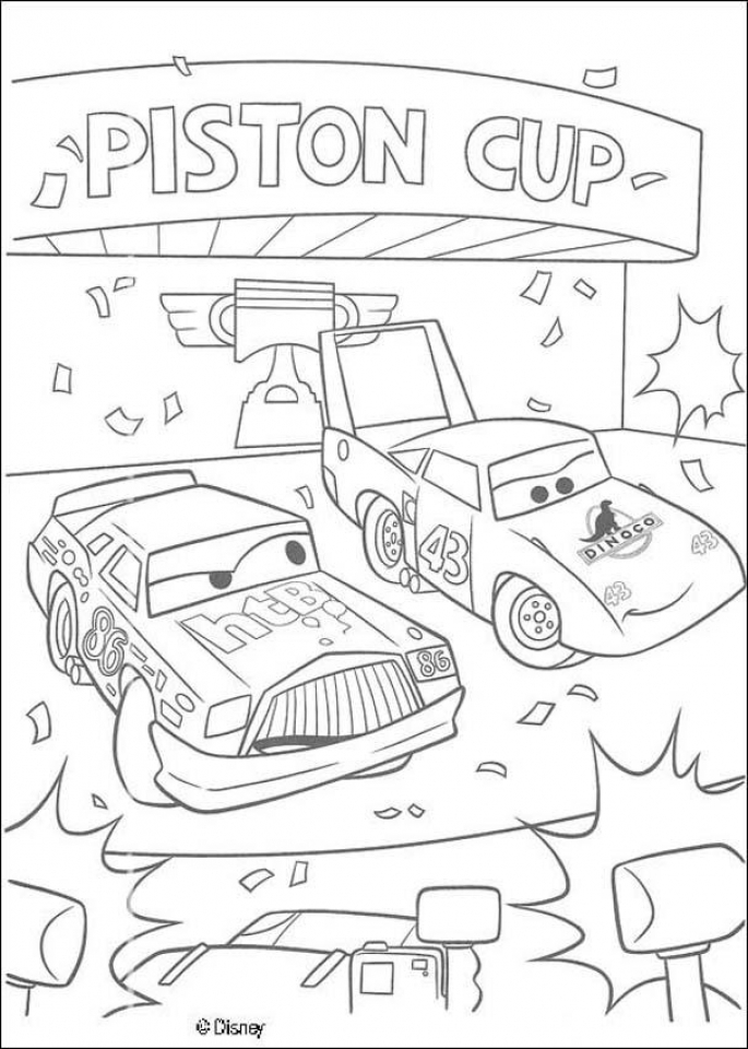 Coloring Pages Cars Online Get This 29098
