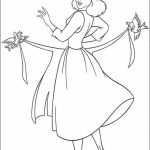 Online Cinderella Coloring Pages   83388