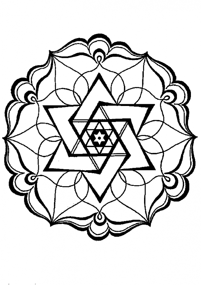 Get this online geometric coloring pages 47425 for Geometric coloring pages online