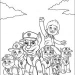 Paw Patrol Coloring Pages for Kids   32186