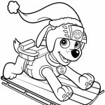 Paw Patrol Coloring Pages for Kids   47692