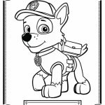 Paw Patrol Coloring Pages for Kids   51842