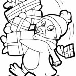 Penguin Coloring Pages Free to Print   74172
