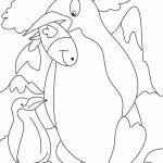 Penguin Coloring Pages Free to Print   75042