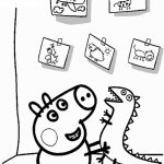Peppa Pig Coloring Pages Free Printable   36313