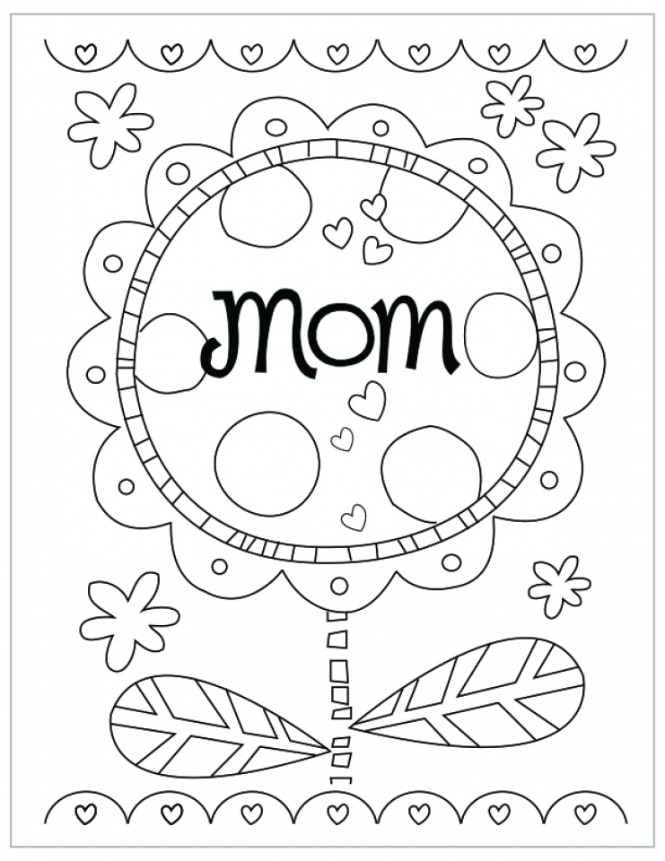 Get This Preschool Coloring Pages
