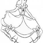 Printable Cinderella Coloring Pages   32237