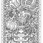 Printable Difficult Coloring Pages for Adults   21673