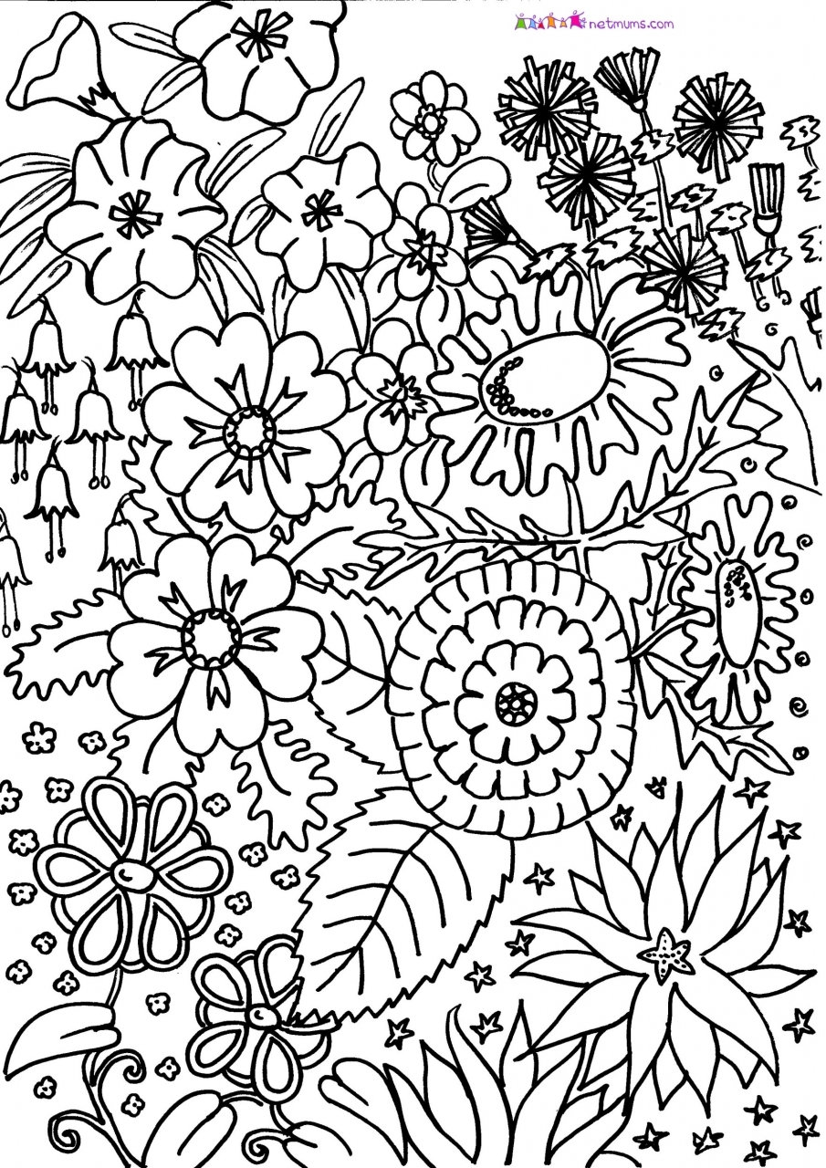 Get This Printable Difficult Coloring Pages For Adults 52418