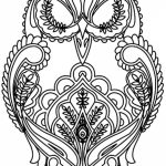 Printable Difficult Coloring Pages for Adults   85672