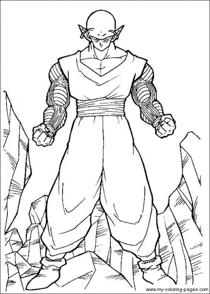 dbz coloring pages online get this printable dragon ball z coloring pages online 49159