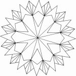 Printable Geometric Coloring Pages   32234
