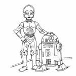 Printable Lego Star Wars Coloring Pages Online   61412