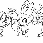 Printable Pokemon Coloring Page   96761
