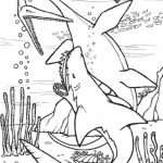 Shark Coloring Pages Printable   63451