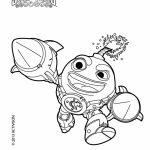 Skylander Coloring Pages Online   57382