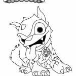 Skylander Coloring Pages Online   84683