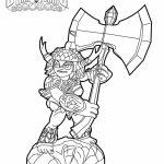 Skylander Coloring Pages Online   94692