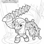 Skylander Coloring Pages Printable   46729