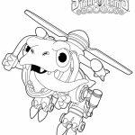 Skylander Coloring Pages to Print Online   85902