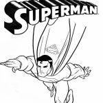 Superman Coloring Pages Free Printable   69959