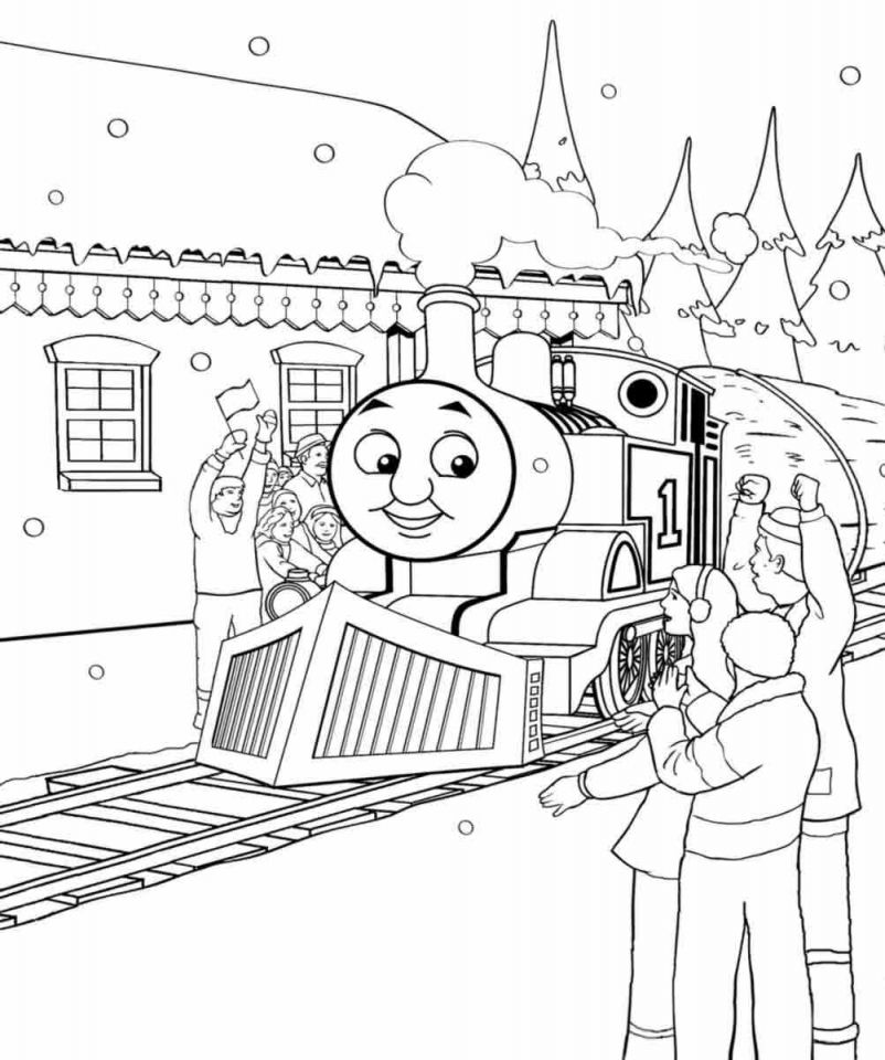 Get this thomas the tank engine coloring pages free 07802 for Thomas train coloring pages printable