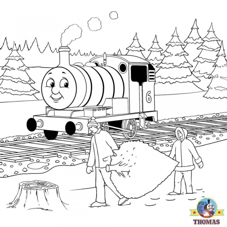 Get this thomas the tank engine coloring pages free 700417 for Thomas the tank engine coloring page