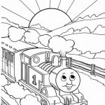 Thomas the Train Coloring Pages Online   48067