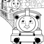 Thomas the Train Coloring Pages to Print   94121