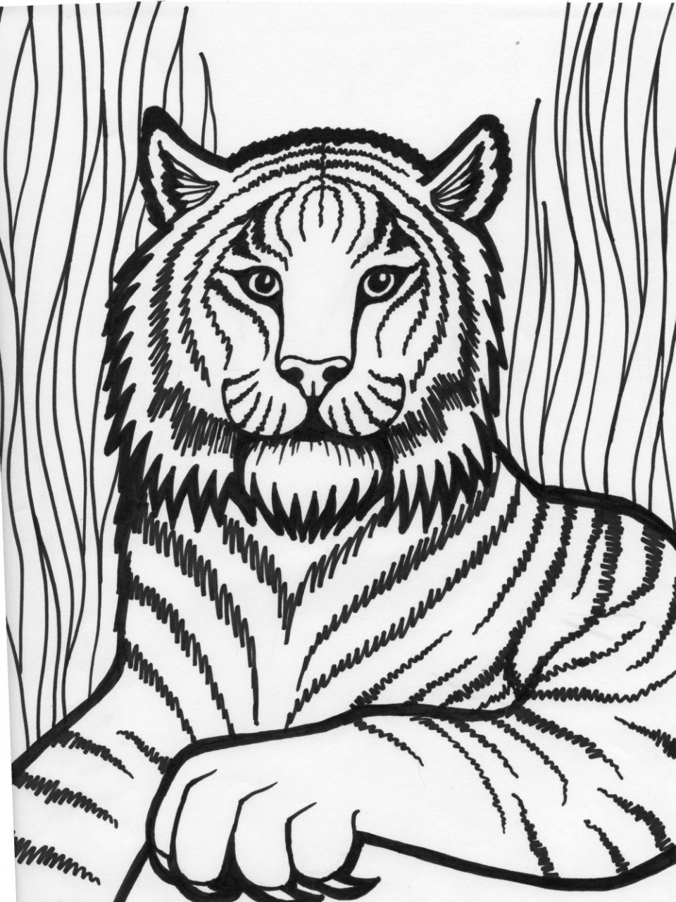 get this tiger coloring pages to print out 31804