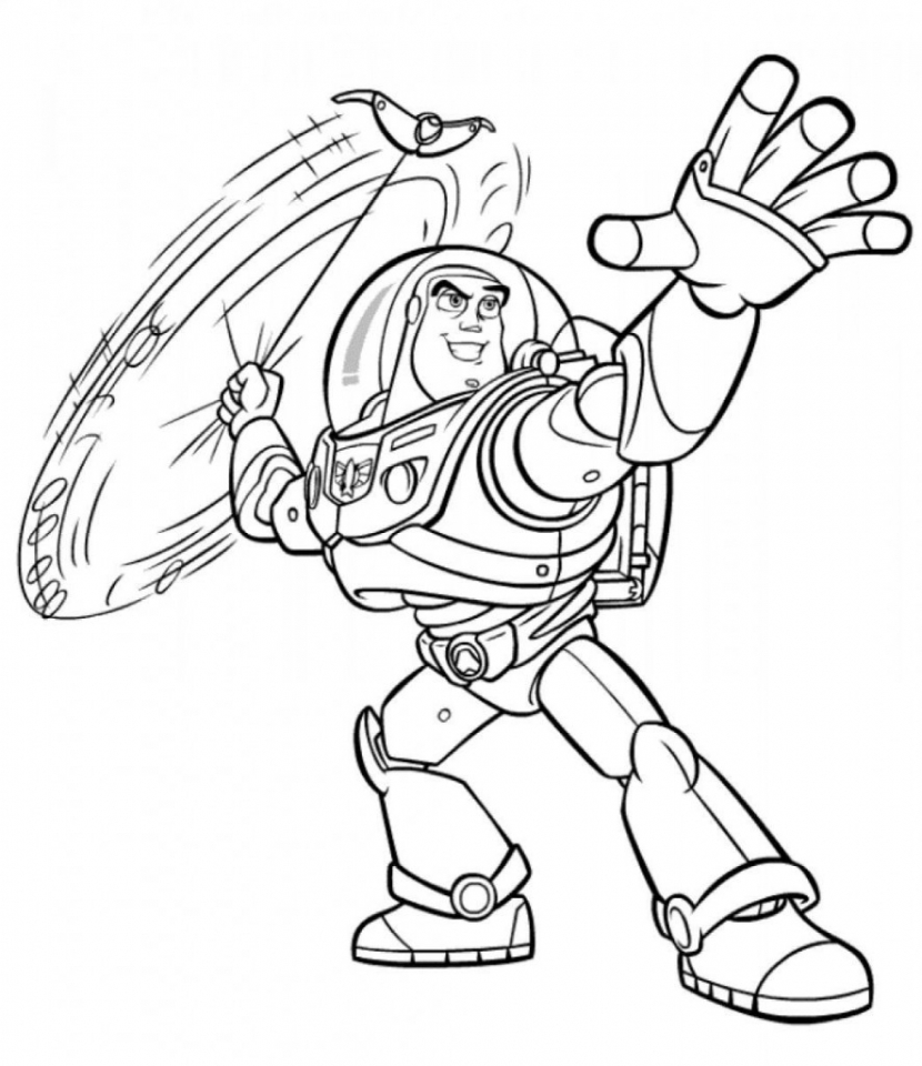Toy Story Coloring Pages Free Printable   19713