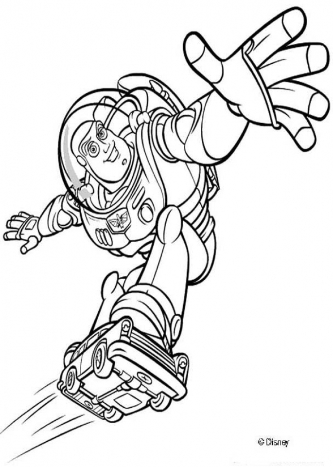 Toy Story Coloring Pages Online   57647