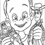 Toy Story Coloring Pages Online   85693
