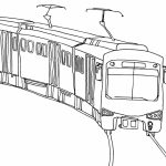 Train Coloring Pages for Kids   62881