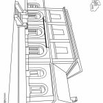 train station coloring pages free printable   64821