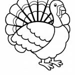 Turkey Coloring Pages for Kids   16384