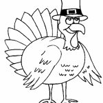 Turkey Coloring Pages for Kids   62596